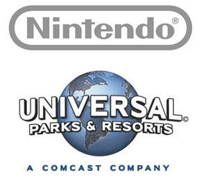 Nintendo Coming Soon to a Universal Theme Park Near You