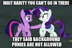 Sorry Rarity