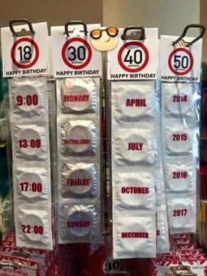 Age-Appropriate Condoms
