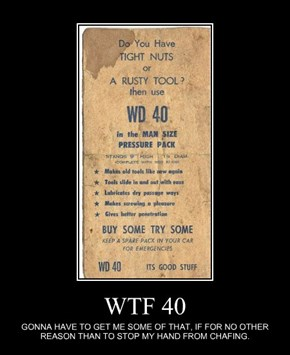 WTF 40