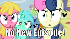 No New Episode!
