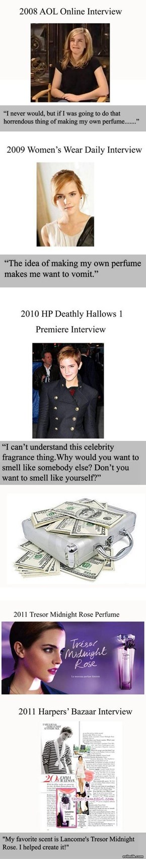 Emma, Tss!