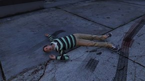 That Feel When You Accidentally Kill Steve From Blues Clues in GTA V