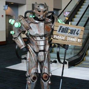 The Enclave Supports Fallout 4!