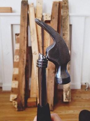 I'm a bad hammer :(