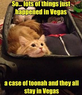 So... lots of things just happened in Vegas