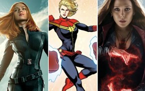 Marvel and Disney MIght Finally Start Bringing THeir Female Supes To Their Merchandise