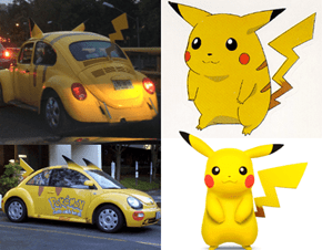 Battle of the Pikabugs