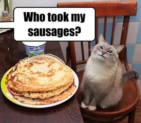 Sausage Stealer