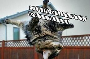 happy birthday wally01