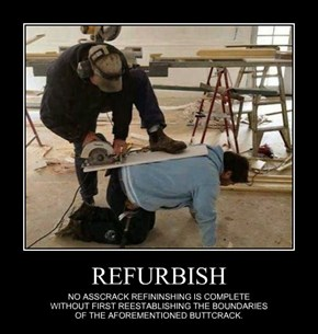 REFURBISH