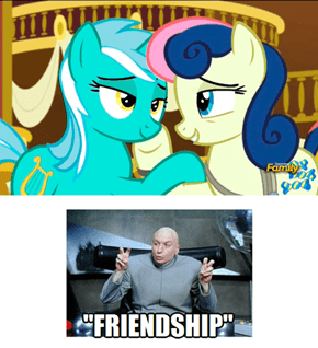 """It's All About """"Friendship"""""""