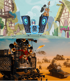 My Little Pony: Fury Road
