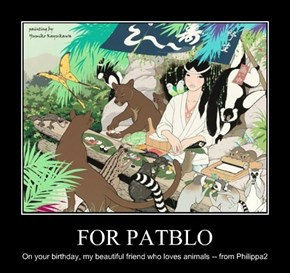 FOR PATBLO