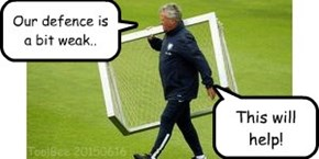 Holland's Head-Coach Has Solutions To Problems