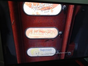 Spotted in Wolfenstein: The Old Blood