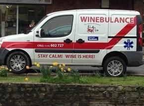 *Zooom* On the way to save the wineless peeps on thecomfeesofa
