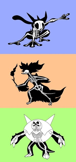 Kalos Skeletons