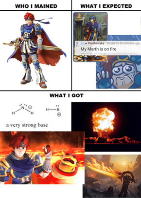 Roy's our boy