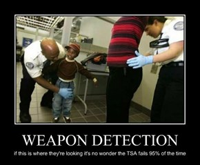 WEAPON DETECTION
