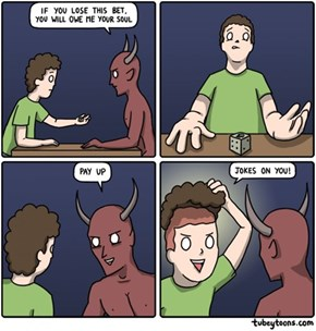 Betting Gingerly With The Devil