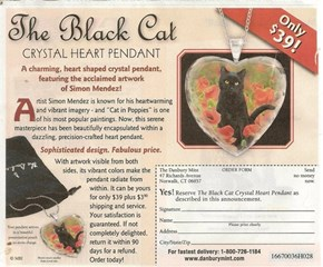 Show your love for black cats.