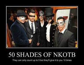 50 SHADES OF NKOTB
