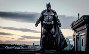 This Batman Cosplay is Better Than Most Film Portrayals
