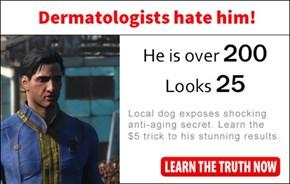 His Secret? Cryogenic Freezing!