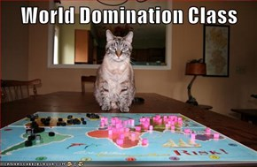 World Domination Class