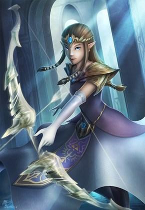Zelda's Bow