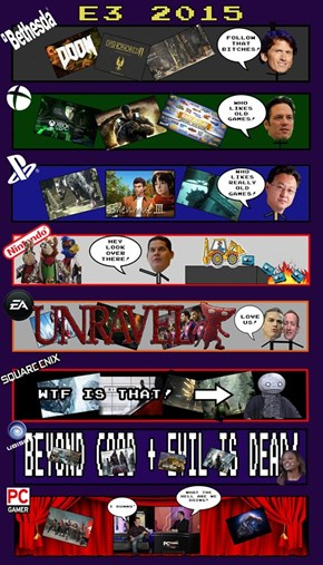 E32015 in a Nutshell