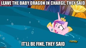 You Should Know Better, Cadence