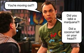 Big Bang-Leonard's Moving!
