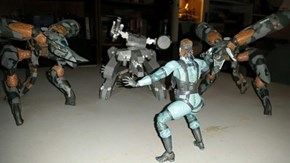 Metal Gearassic Park