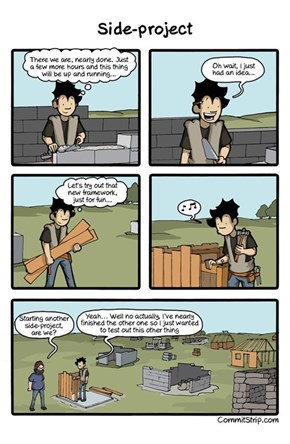 Programmer's Side Projects