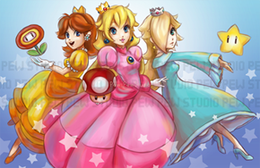 Princess' Power-Up