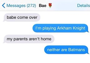 Arkham Knight Calls to Us All