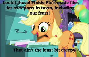 Pinkie IS Big Brother