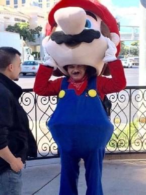 Mario Inception