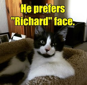 """Richard"" Face"