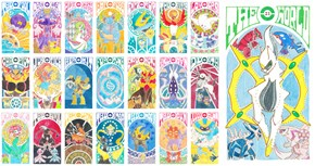 These Pokémon Tarot Cards are Ready to Tell Your Future