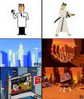 They Weren't Strong Enough to Defeat Aku