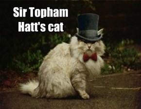 Sir Topham Hatt's cat