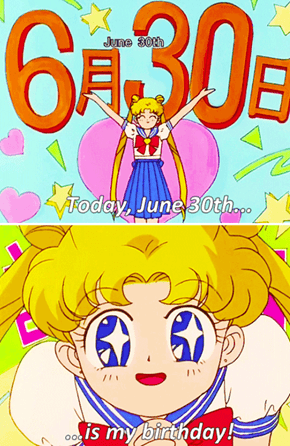 Happy Birthday Sailor Moon!