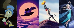 21 Disney Songs That Topped the Billboard Charts