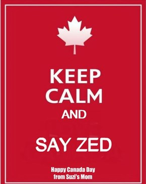 keep calm and say zed