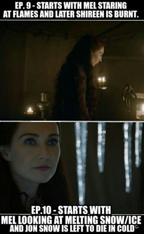 Betcha Season 6 Will Have a Lot of Melisandre (Spoilers)