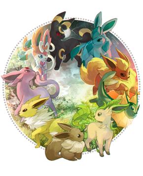 What Time Is It?  Eeveelution O'Clock!