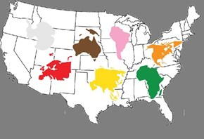 People Don't Often Realize Just How Big America Is